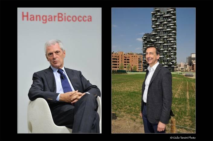 Marco Tronchetti Provera (2012) - Giuseppe Sala (2015)