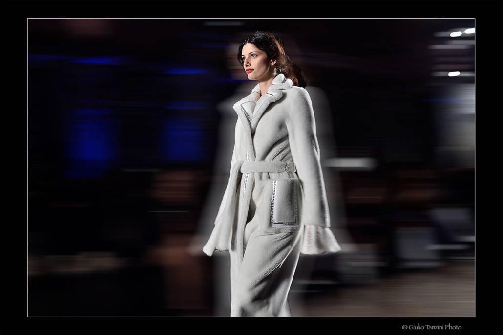Sfilata Genny - 21 febbraio 2019 - fotografia di moda, Genny fashion show, modella, model