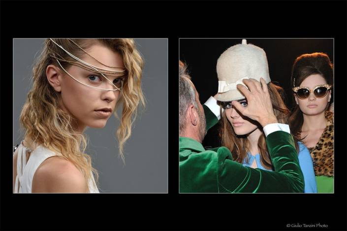 Beauty for L'Oreal (2015) - Backstage DSquared2 (2012) - fotografia di moda, beauty L'Oreal e backstage Dsquared2