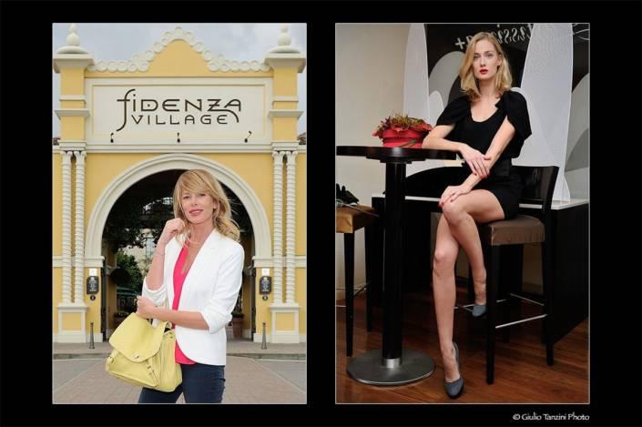 Alessia Marcuzzi (2013) - Eva Riccobono (2011)