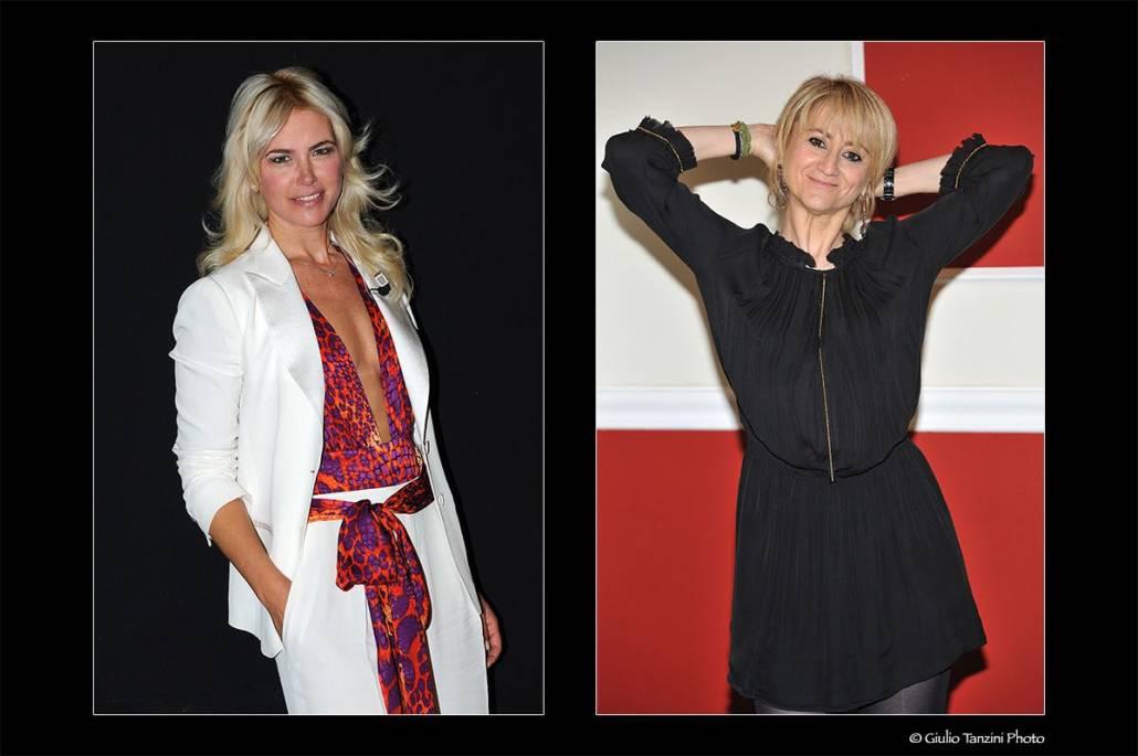 Valeria Mazza - Luciana Littizzetto