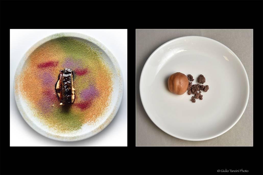 piatti di chef stellati