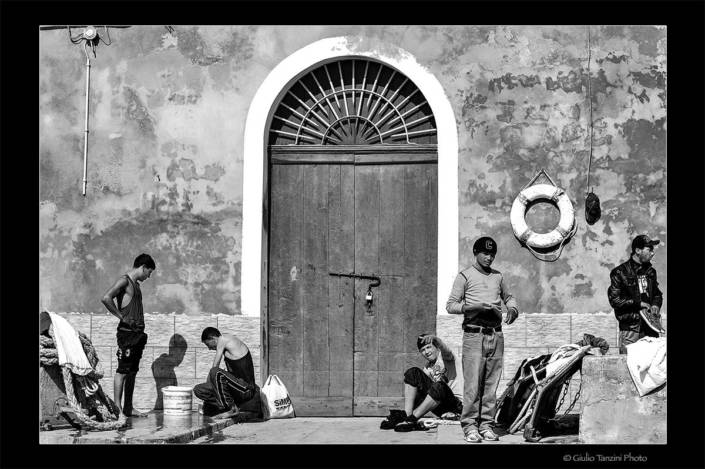reportage lampedusa - Giulio Tanzini Fotografo