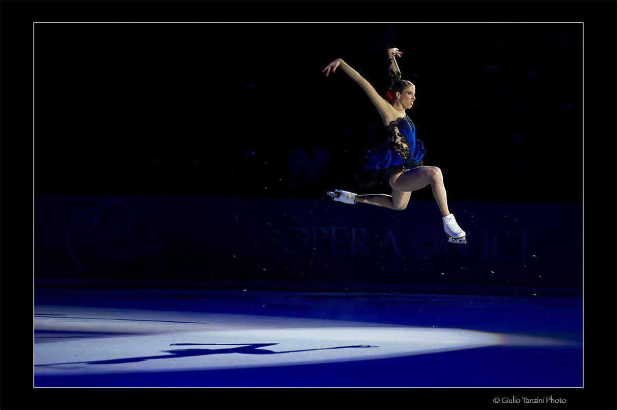 Carolina Kostner (Arena di Veroma, 2011)
