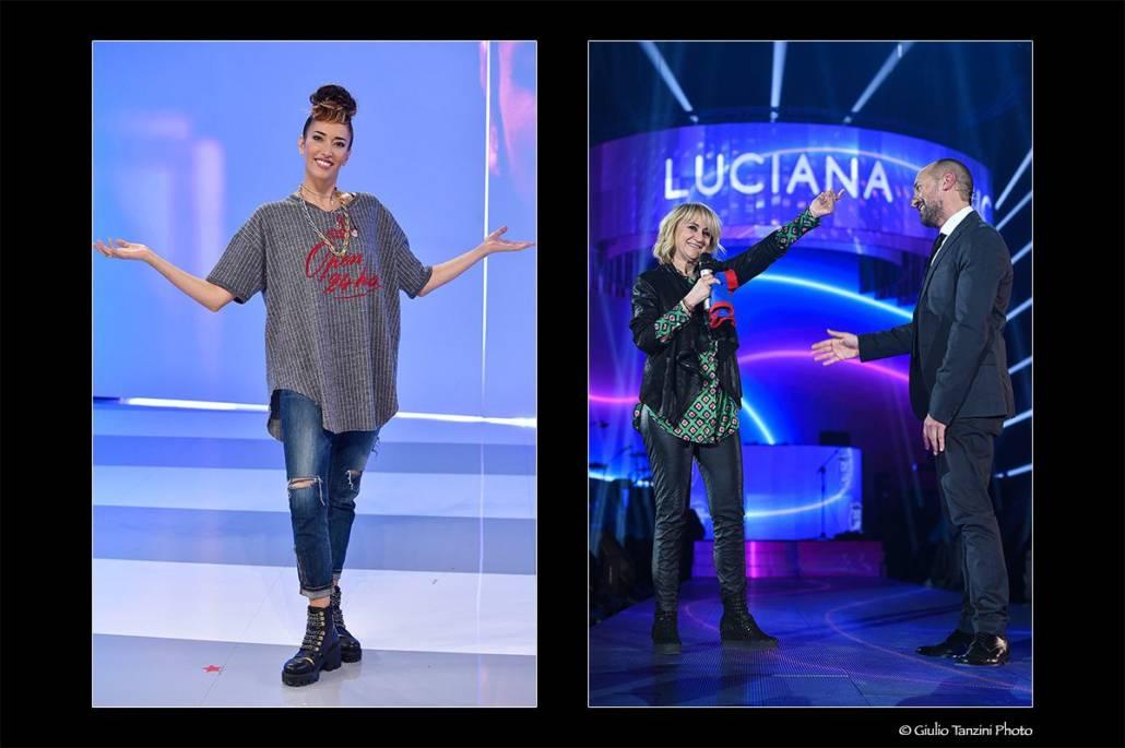 Nina Zilli (2017) - Luciana Littizzetto (2017)